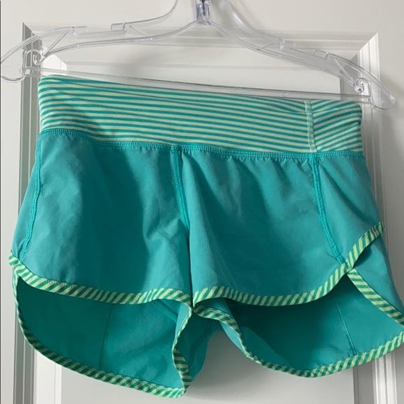 lululemon athletica Pants - Lulu lemon athletic shorts